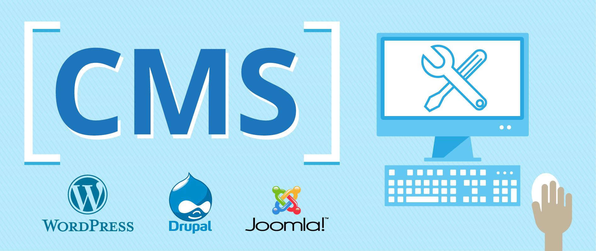 Joomla the best Content Management System CMS