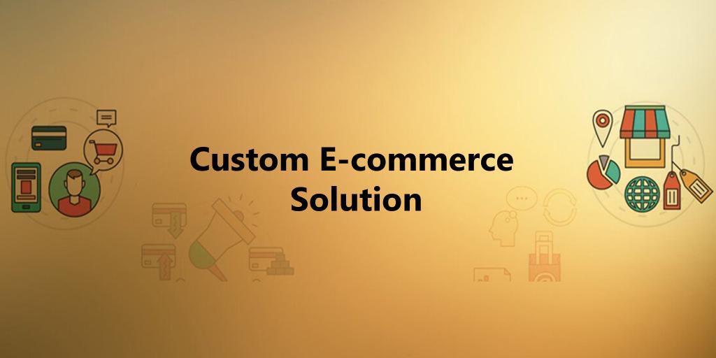 Custom E-commerce Solution in Bhubaneswar