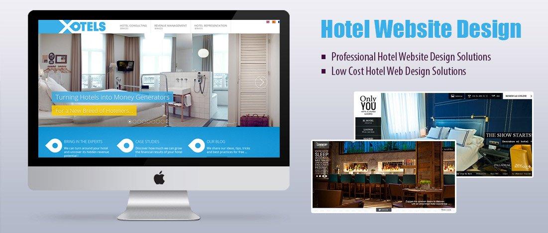 Hotels Website Development in Bhubaneswar