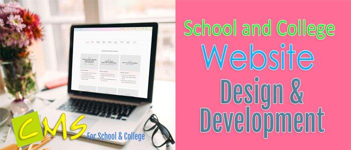School Website Development in Bhubaneswar