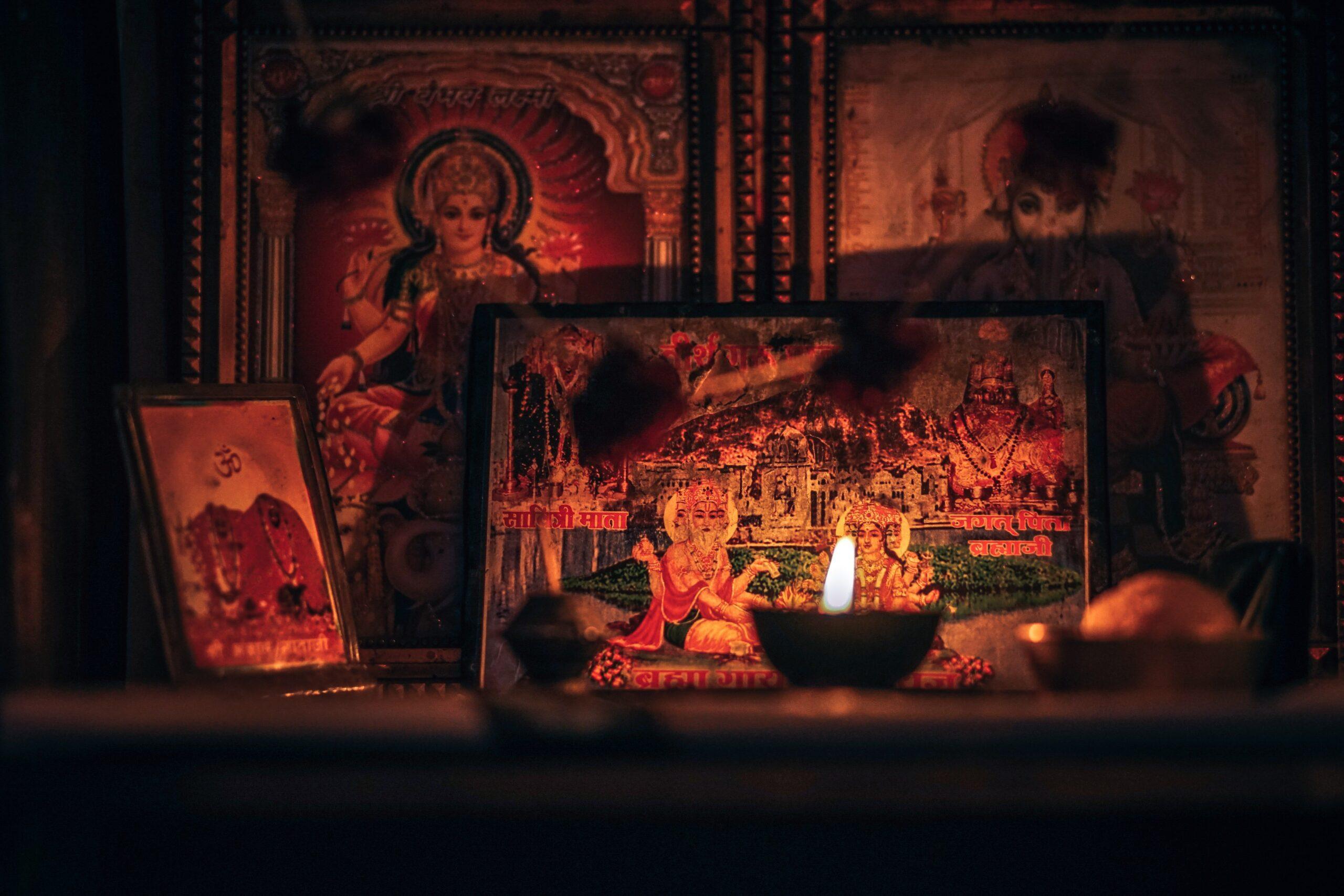 Religious Website Designing in Bhubaneswar